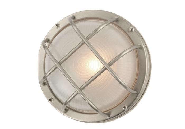 700 stainless steel outdoor bulkhead light