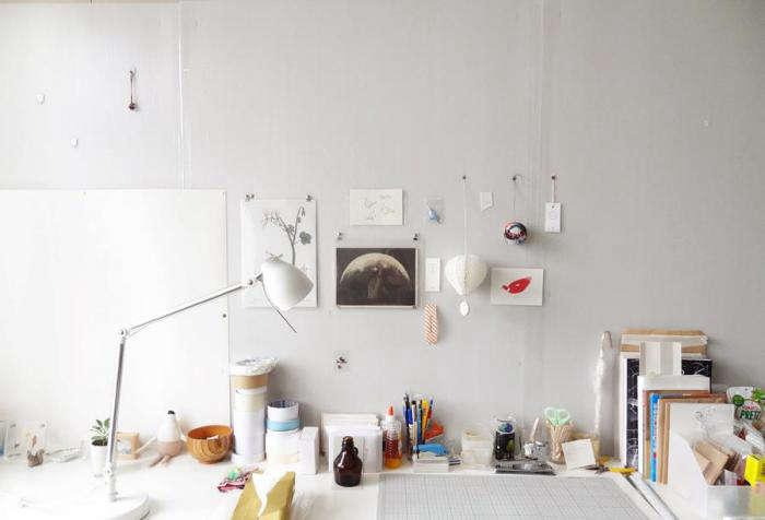 Small Wonders Studio Visit with Furze Chan portrait 3