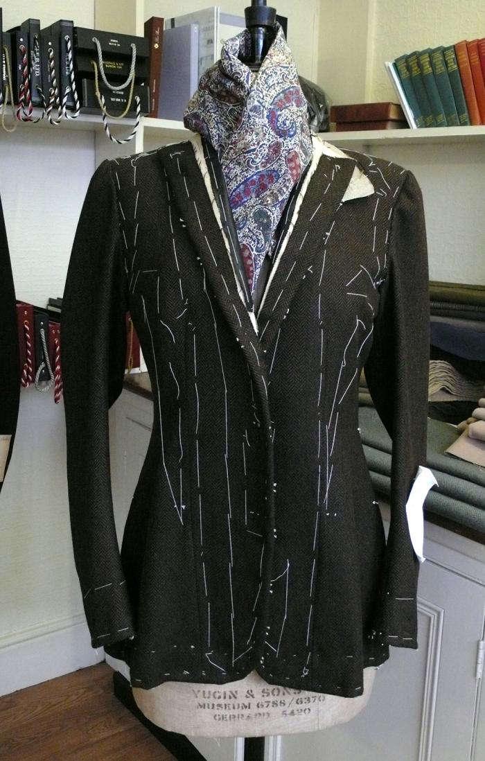 700 tweed jacket hunt