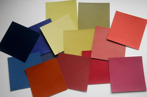 benjamin moore color stories brights