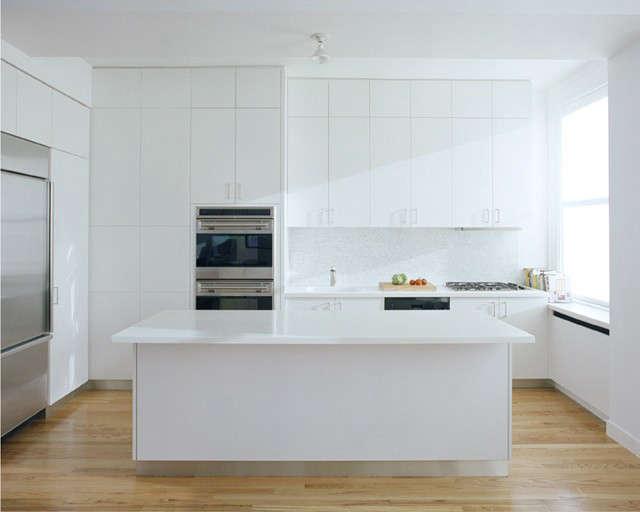 front studio broadway kitchen