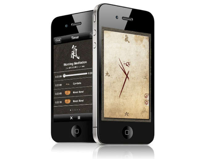 iphone qi clock 10