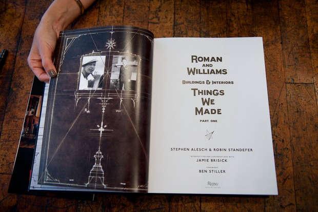 roman williams things we made