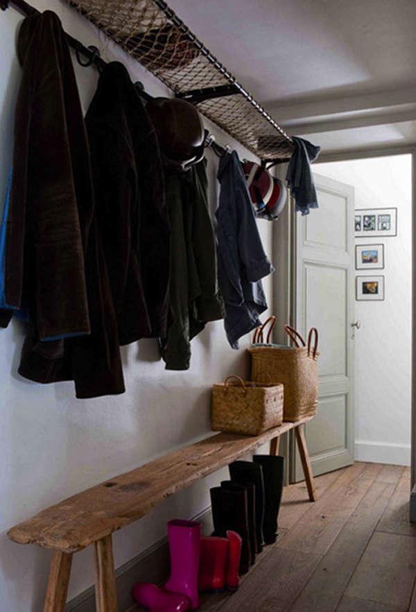 Design Sleuth Net Entryway Shelf portrait 3