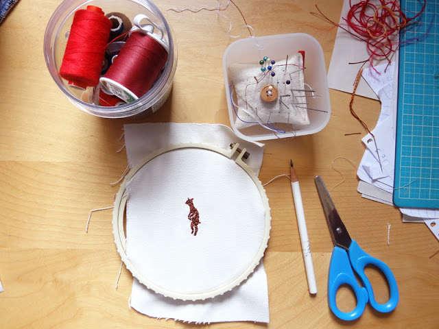 Small Wonders Studio Visit with Furze Chan portrait 13