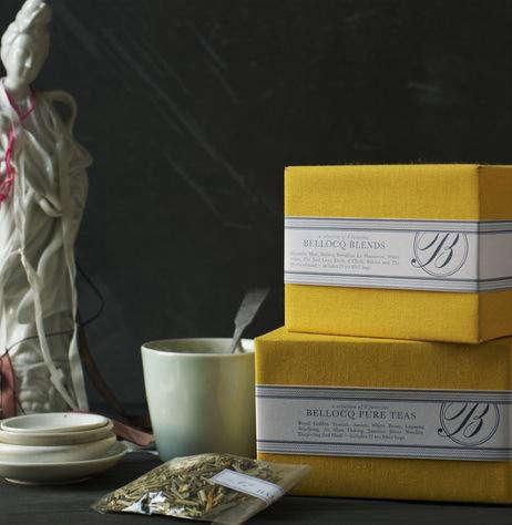 Restaurant Visit Bellocq Tea Atelier in London  and Brooklyn portrait 9