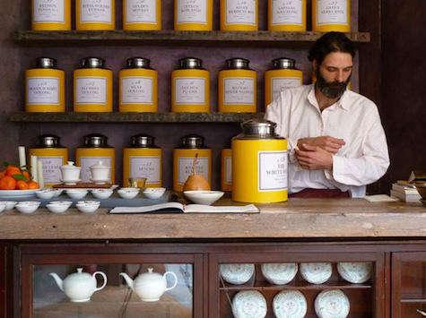 Restaurant Visit Bellocq Tea Atelier in London  and Brooklyn portrait 3