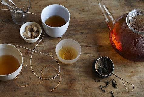 Restaurant Visit Bellocq Tea Atelier in London  and Brooklyn portrait 5