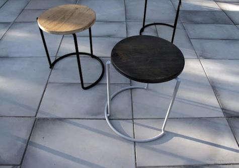 Furniture Atelier Stools by Gabriel Abraham portrait 3
