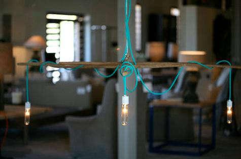 Lighting Sticks Chandeliers by Jeff Jones Design portrait 3