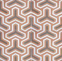 Tile  Countertop David Hicks for Popham Tile portrait 7