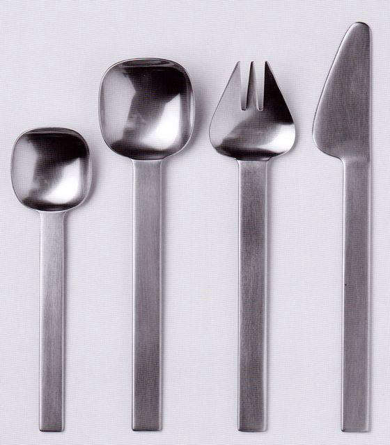 Required Reading European Cutlery Design 19482000 The Bauer Design Collection portrait 7