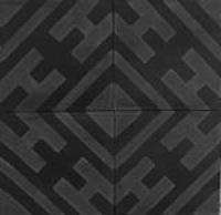 Tile  Countertop David Hicks for Popham Tile portrait 5