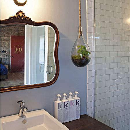 Design Sleuth Hanging Terrarium at Terrain portrait 3