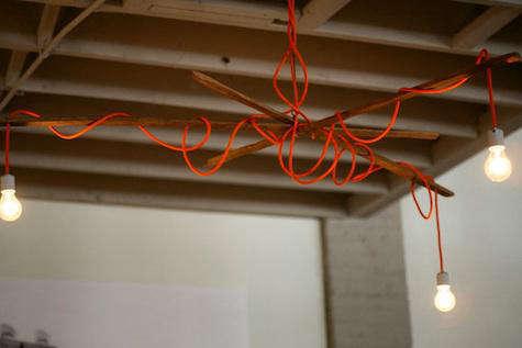 Lighting Sticks Chandeliers by Jeff Jones Design portrait 6