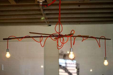 Lighting Sticks Chandeliers by Jeff Jones Design portrait 5