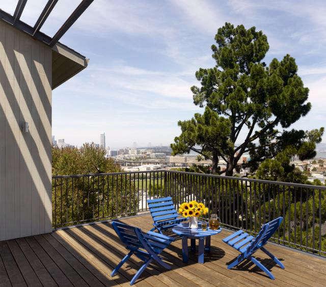 640 cary bernstein potrero house blue chairs
