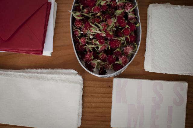 Retro Valentines Workshop in Echo Park portrait 8