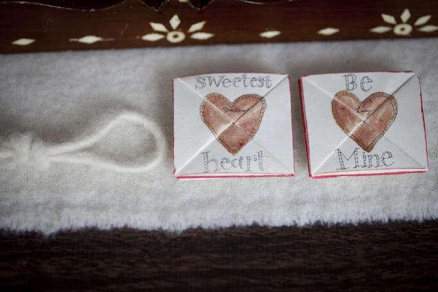 Retro Valentines Workshop in Echo Park portrait 11