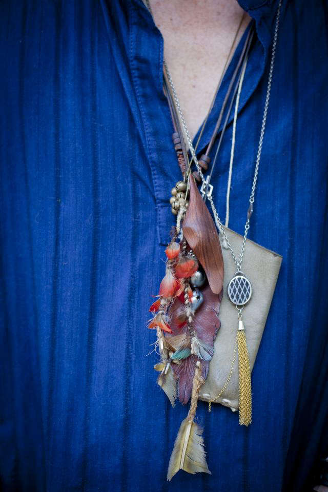 The Dawn of the Man Necklace portrait 4