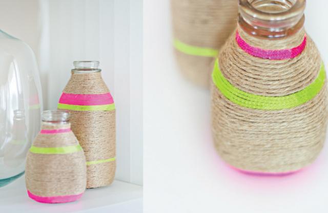 Instant Vases from Milk Bottles portrait 4