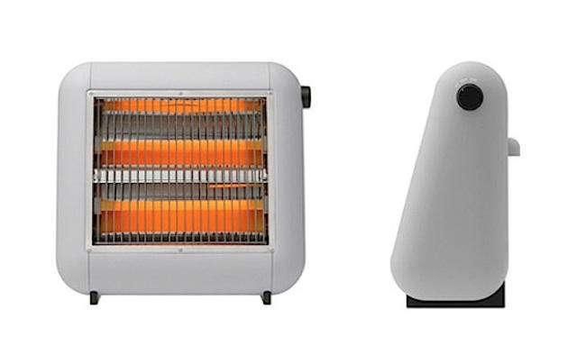 640 plus minus zero infared space heater