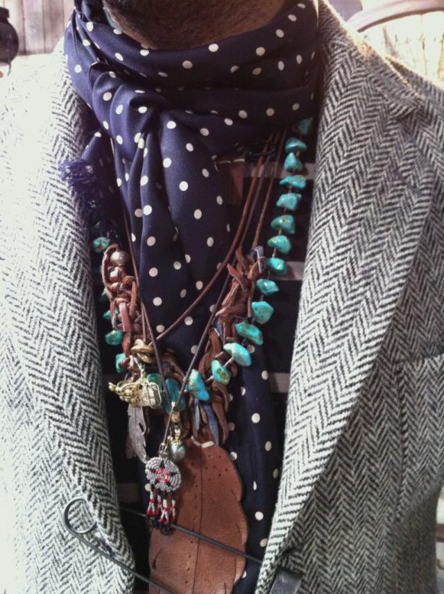 640 rene man necklace