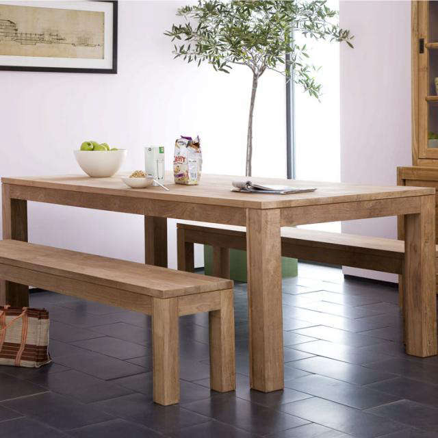 A BelgianStyle Dining Table Within Reach portrait 3