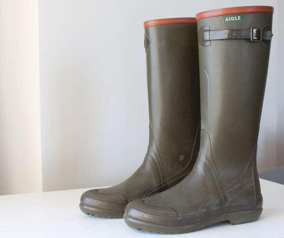 Our Favorite French Rain Boots portrait 3