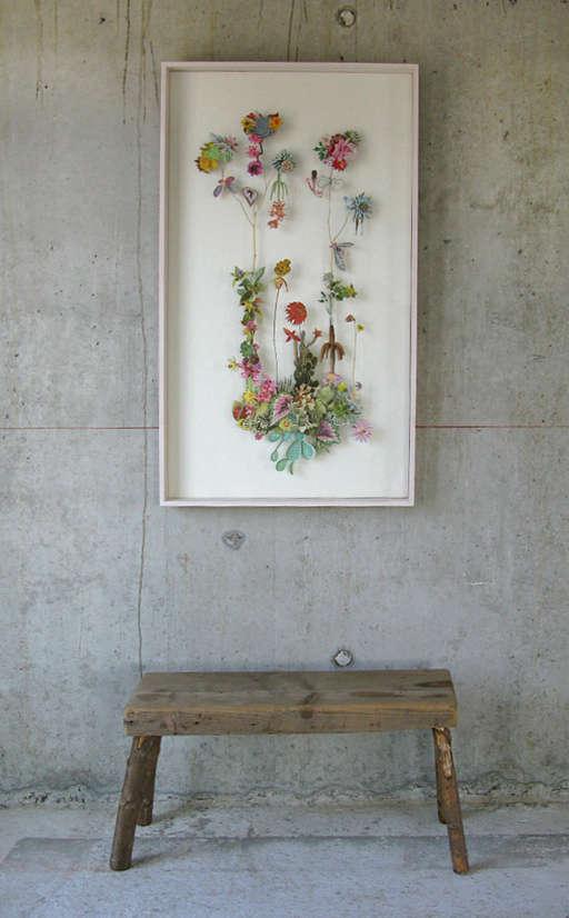 Anne Ten Donkelaars Flower Constructions portrait 4