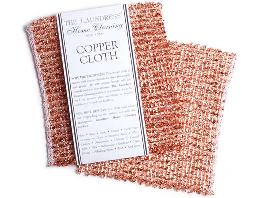 Copper Scouring Cloths  portrait 4