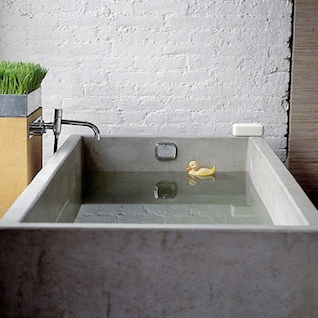 Concrete Sink and Tub Roundup portrait 7