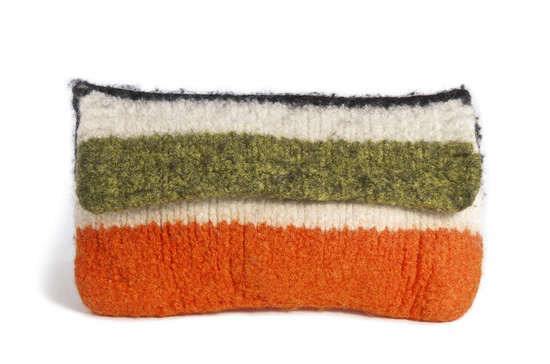 Felted Wool Bags for Your BFF portrait 4