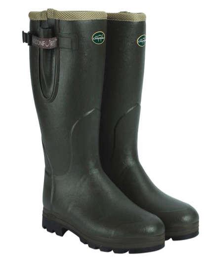 Our Favorite French Rain Boots portrait 4