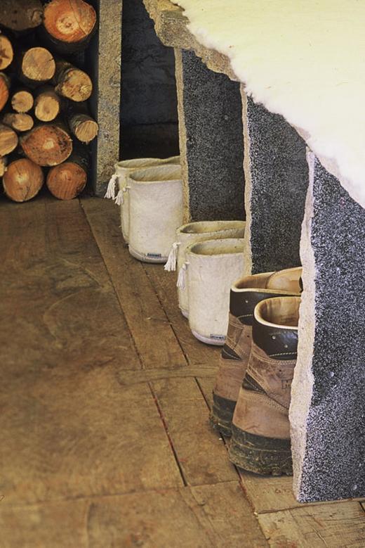 niercombe shepherd hut 1