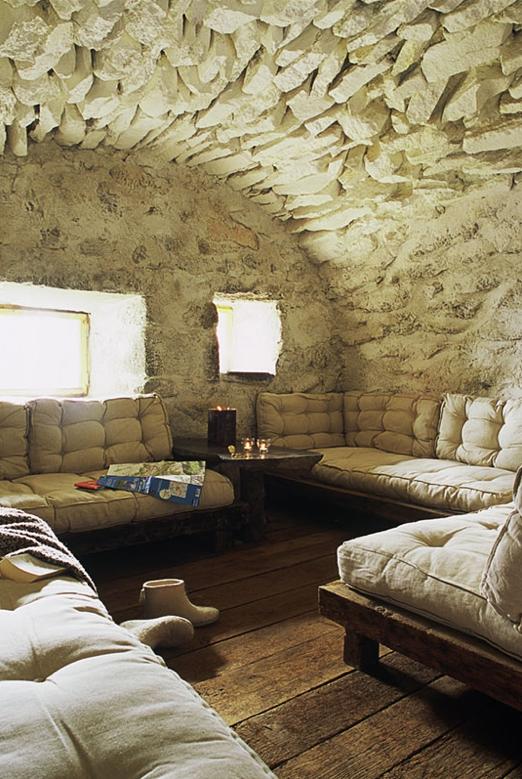 niercombe shepherd hut