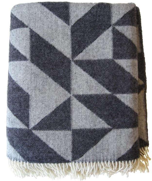 Scandinavian Graphic Blankets portrait 3
