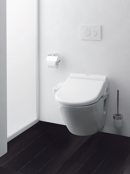 toto washlet wall mounted