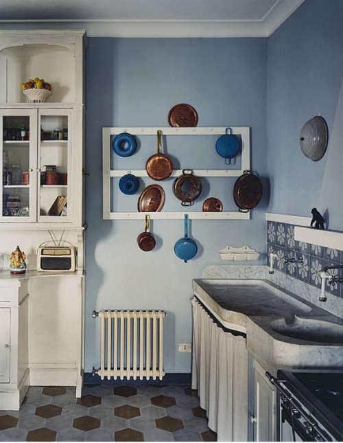 Copper Pots As Kitchen Decor Remodelista