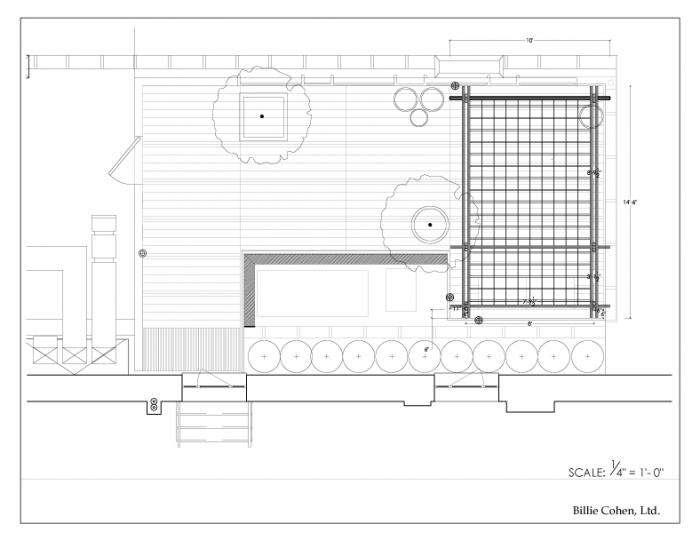 700 billie cohen terrace plan
