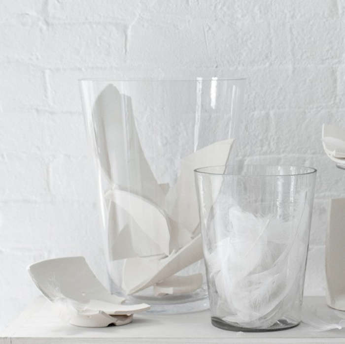 700 canvas home vases
