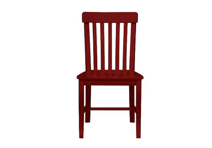 700 cokie dining chair tomato