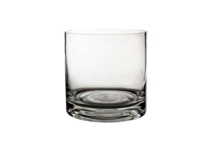 700 glass cylinder vase short