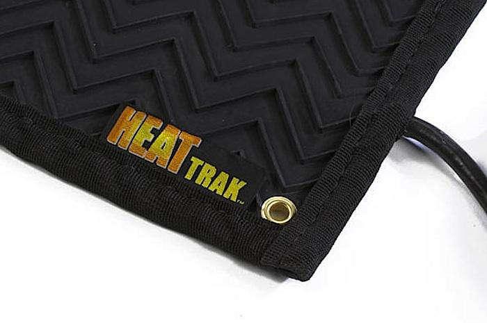 700 heattrak industrail mat corner