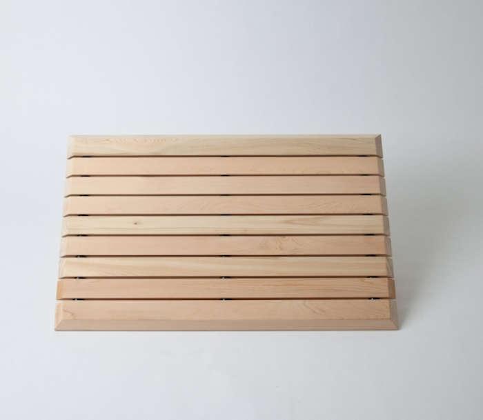 700 hinoki bath mat from mjolk