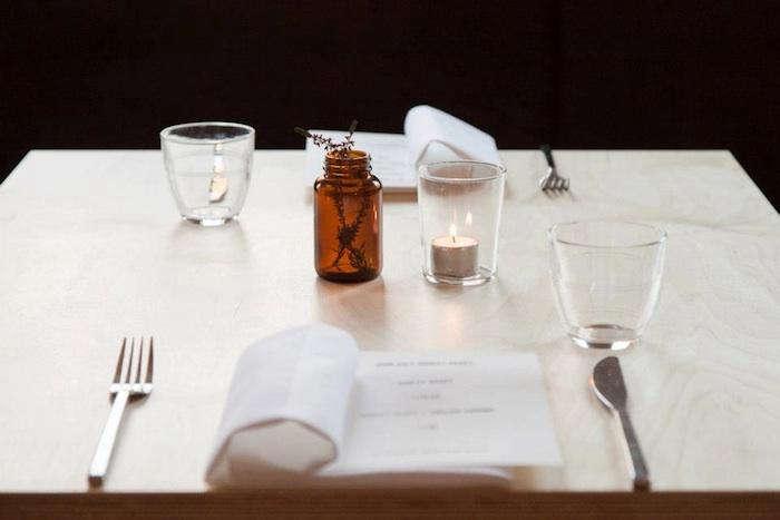 700 john salt table setting