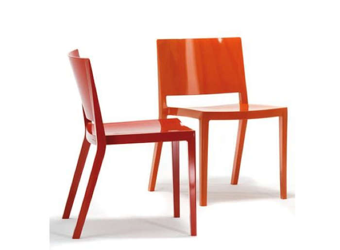700 kartell lizz chair