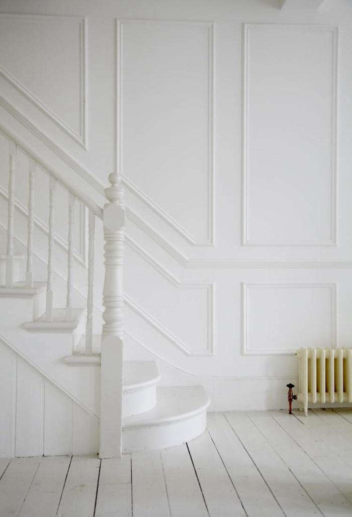 700 lambeth white hallway raidiator