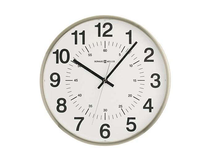 10 Easy Pieces Simple Kitchen Clocks portrait 3