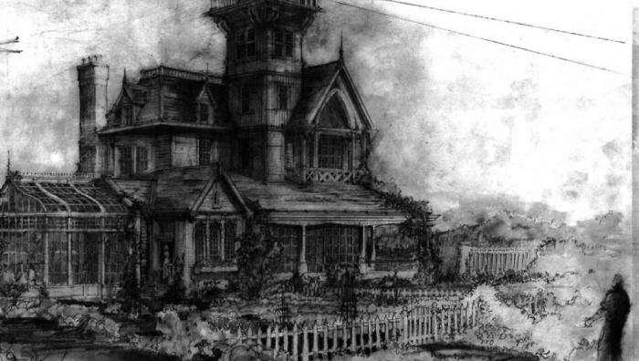 700 practical magic house